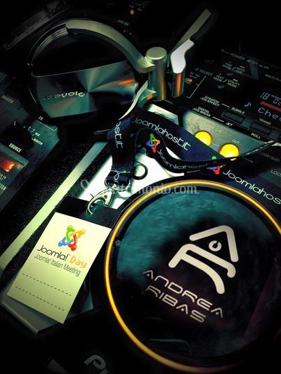 Joomla!Day2015 Official Dj