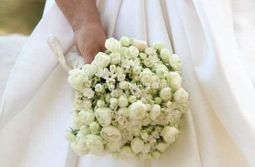 Bouquet total whiteF