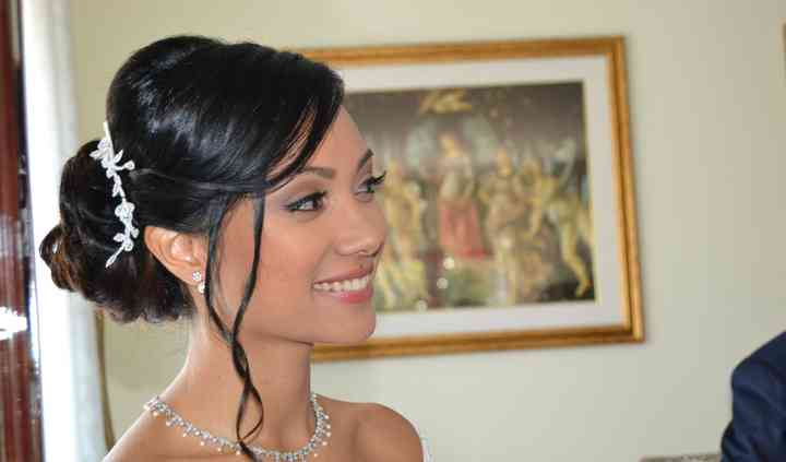 Posh bride