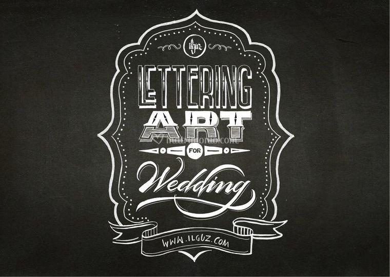 ilguz - Lettering Art For Wedding