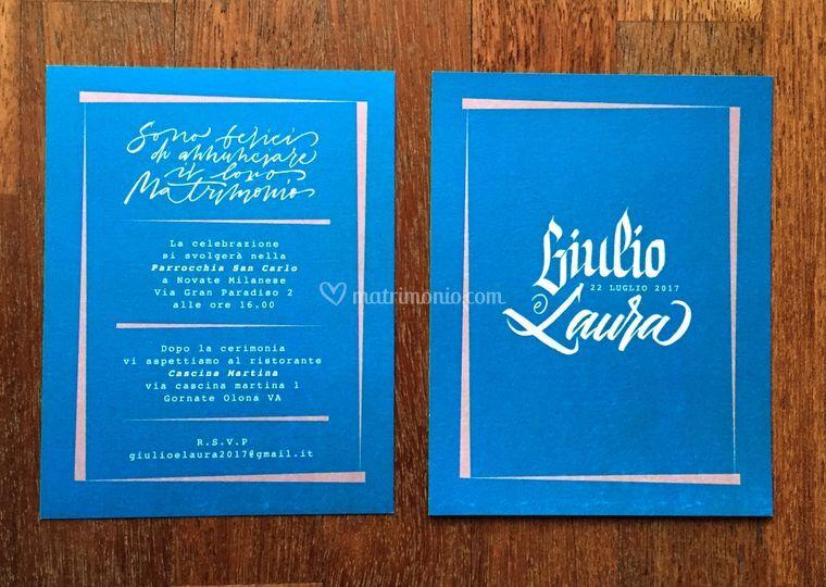 Part. Giulio & Laura