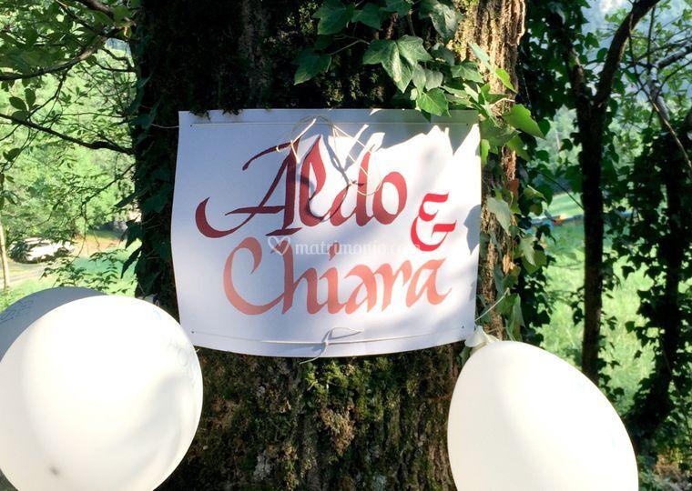 Logo Aldo&Chiara