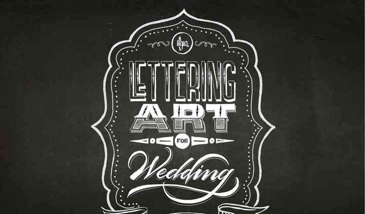 ilguz - Lettering Art For Wedding