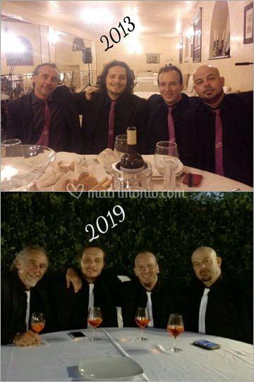Dal 2013 al 2019