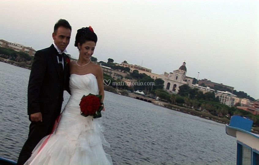 Enrico e Stefania - Cagliari