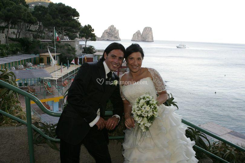Mauro e Alessandra - Capri