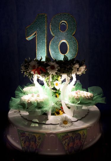 Torta 18° Compleanno