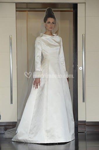ultimo stile del 2019 seleziona per ufficiale rivenditore di vendita Novità moda sposa 2011