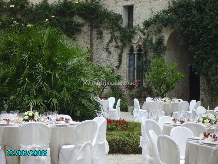 Al castello di Montechiarugolo
