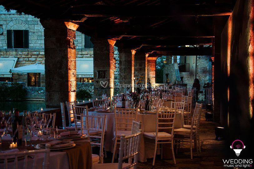 Matrimonio bagno vignoni di wedding party dj foto 12 - Bagno vignoni mappa ...