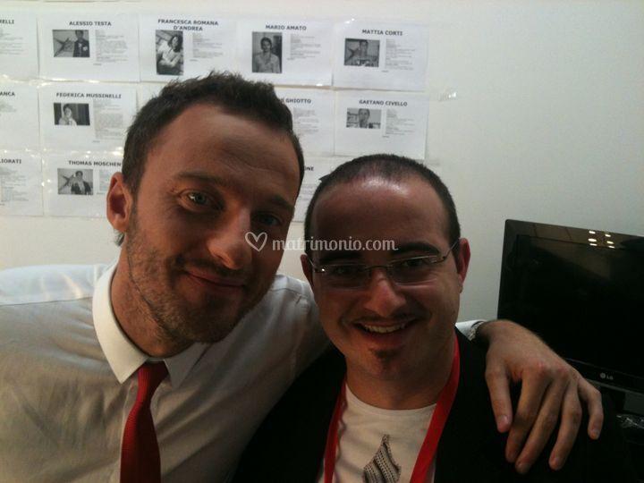 With F.Facchinetti 2011