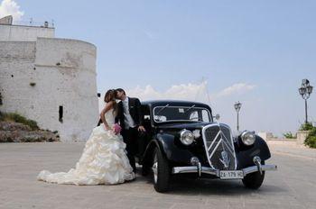 Matrimonio in rosa per Lina e Pasquale