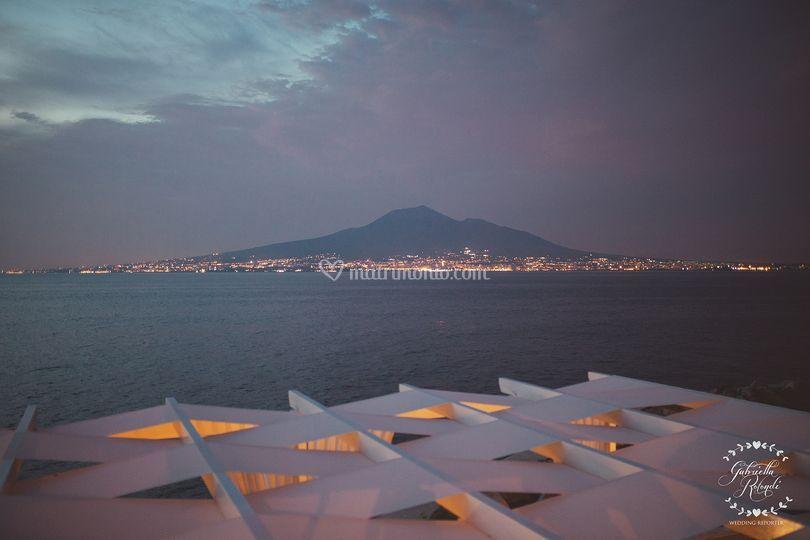 Vista Terrazza Vesuvio