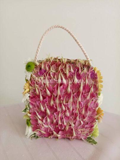Bouquet borsina moderno
