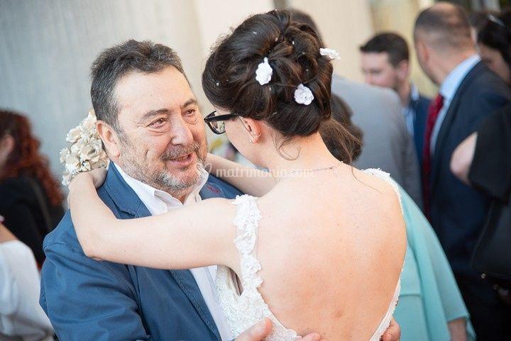 Papà e la sposa