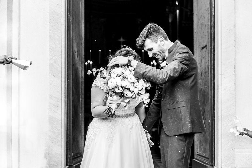 Bouquet e riso
