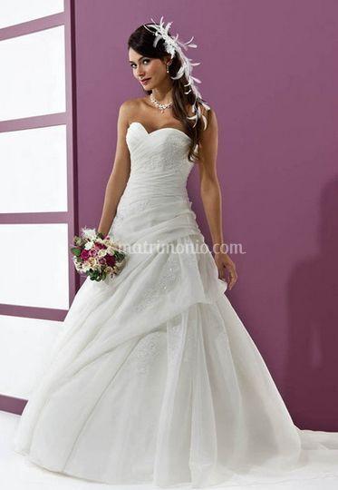 Abiti Da Sposa 00165.Recensioni Su Stile Di Sara Matrimonio Com
