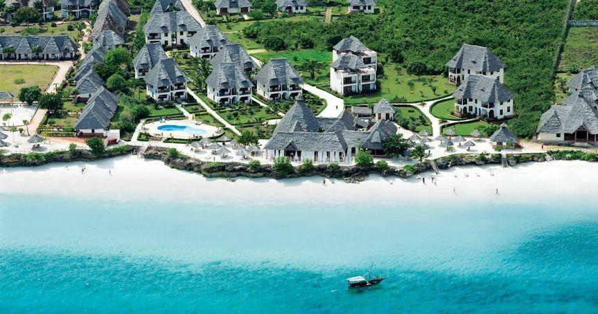 Resort Nungwi - Zanzibar