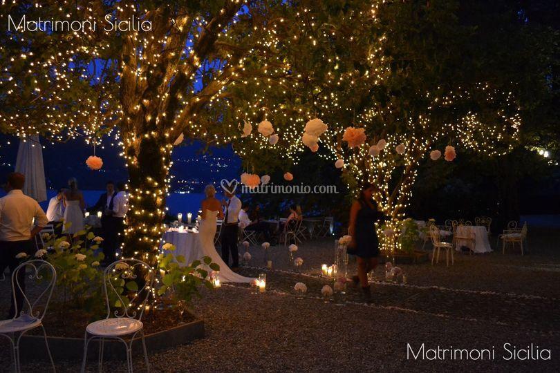 Illuminazione per eventi napoli la magia del natale tour luci