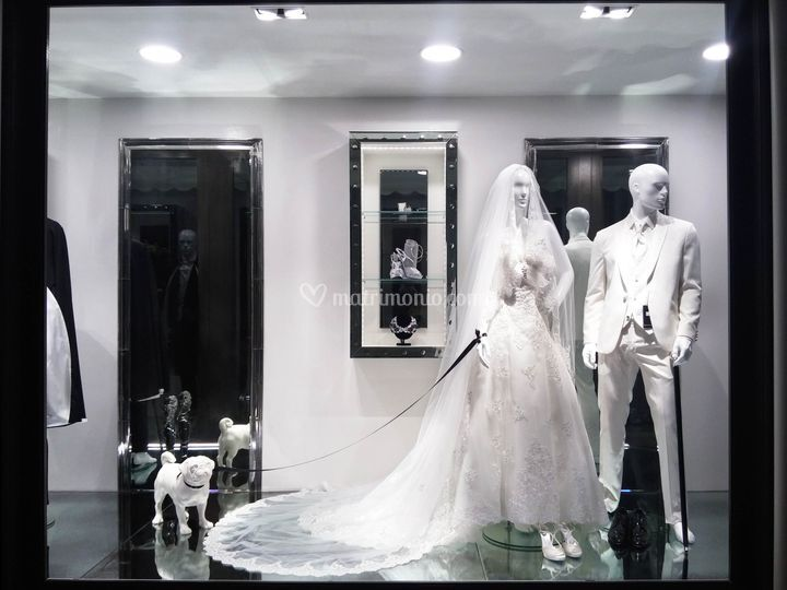 Grimaldi e Celeste Sposa