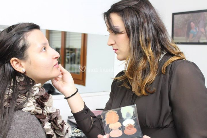Giulia Palmisano Make up Artist