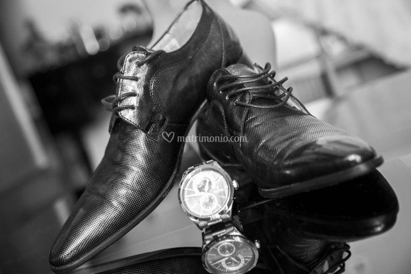 Le scarpe dello sposo