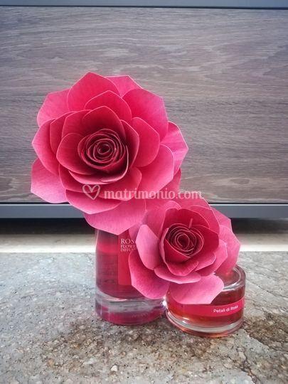 Muha' rose diffuser