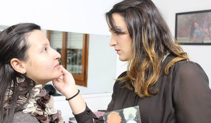 Giulia Palmisano Make up Artist 1