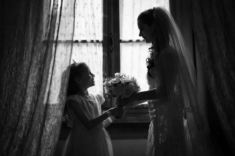 Preparativi sposa