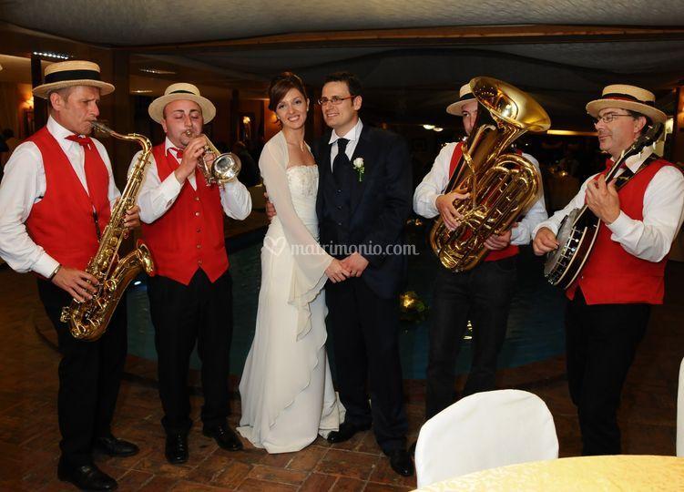 Matrimonio In Jazz : Extra dixie jazz band