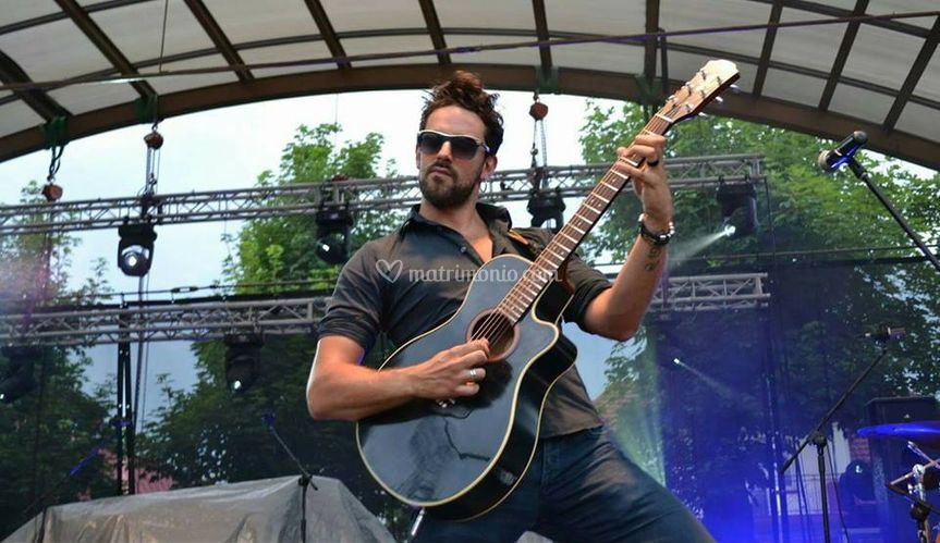 Guitarist Francesco
