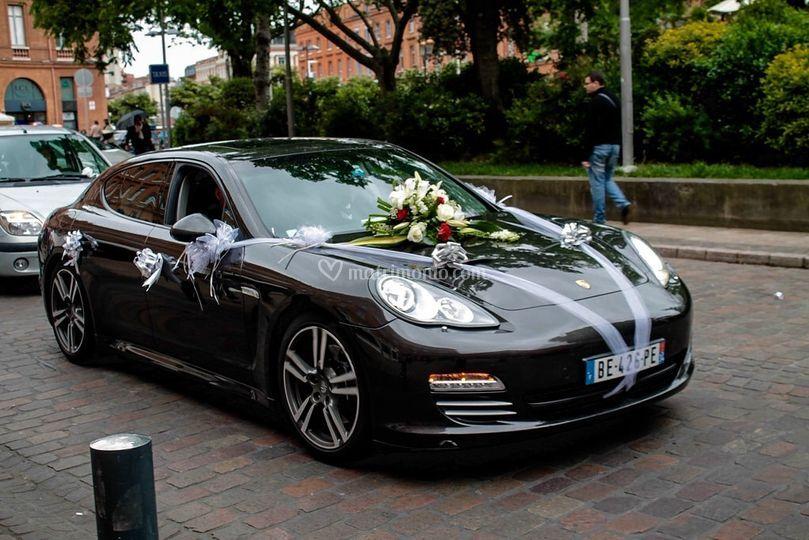 Wedding Car La Conchiglia