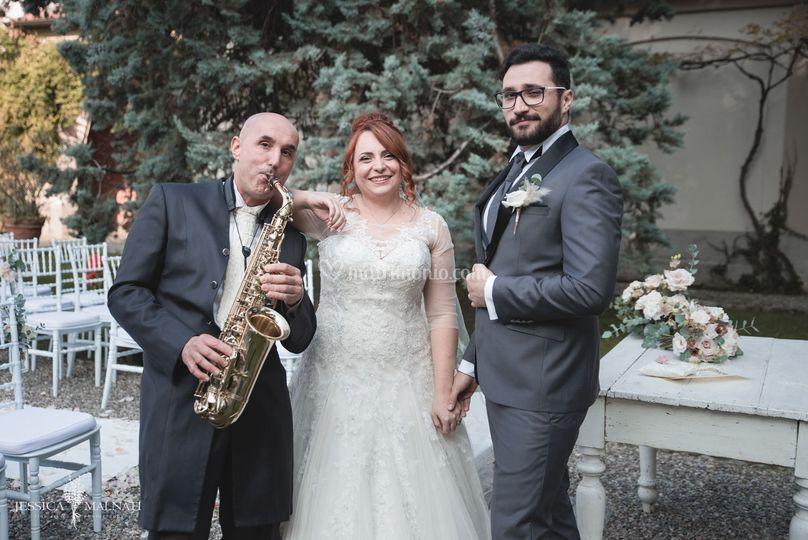 Sposi con The Pianist