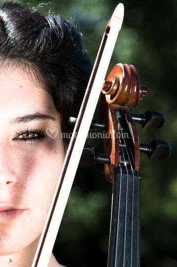 Violinista classica