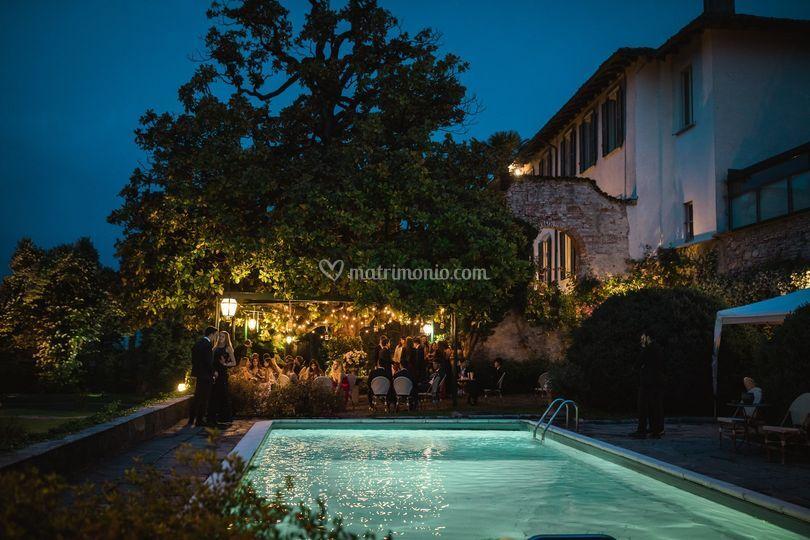 Evento Villa Bossi