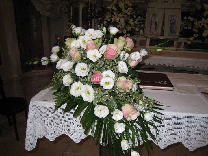 Fiori Chiesa Matrimonio Girasoli : Fiorincanto