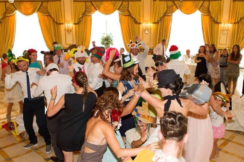 Balli al regina palace stresa