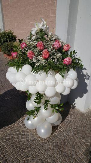 Floreal balloon