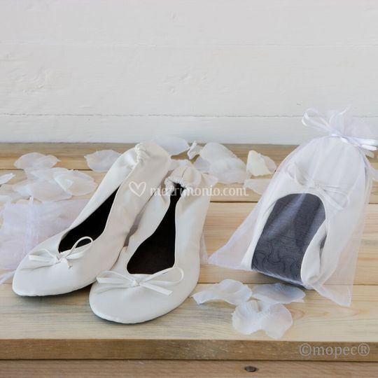 Ballerine sposa