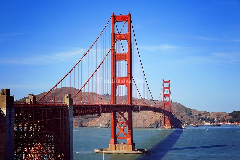 Golden Gate, SFO