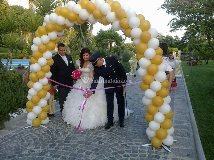 Addobbo Matrimonio Ristorante