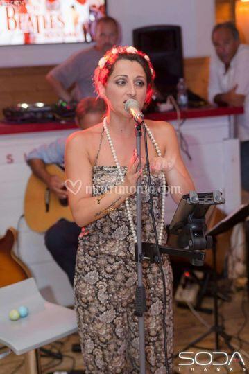 Serata live Chiara