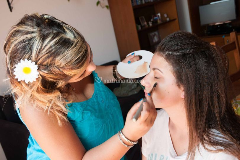 Miriam Casarini Make-up Artist