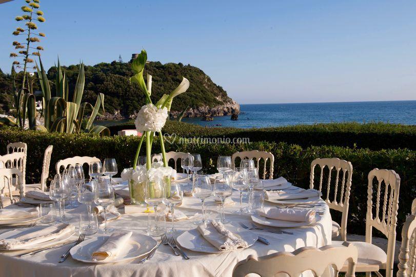Matrimonio Spiaggia Gaeta : Eden resort