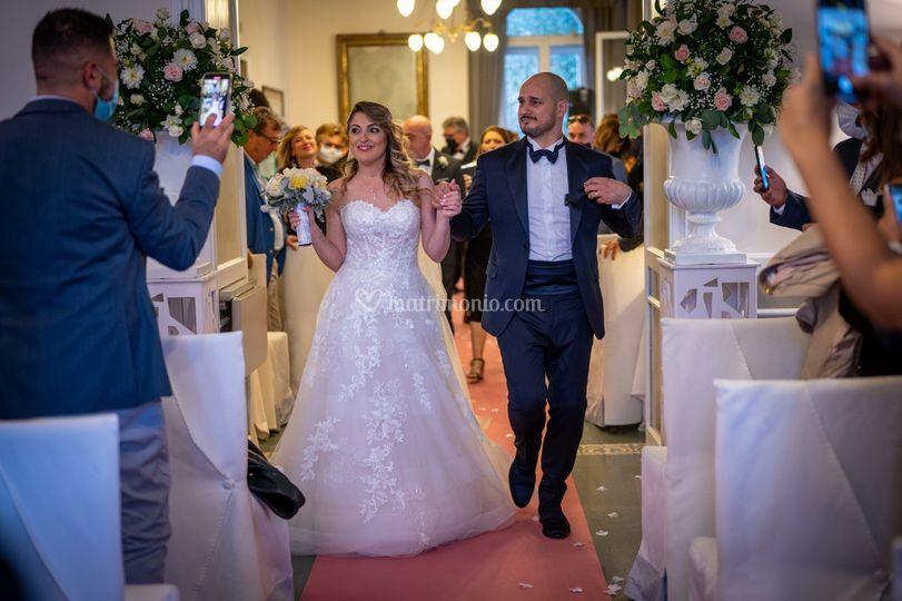 Alessandra & Vincenzo
