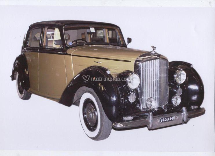 Bentley bicolor 1960