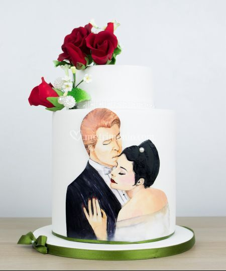 Cake S. Valentino