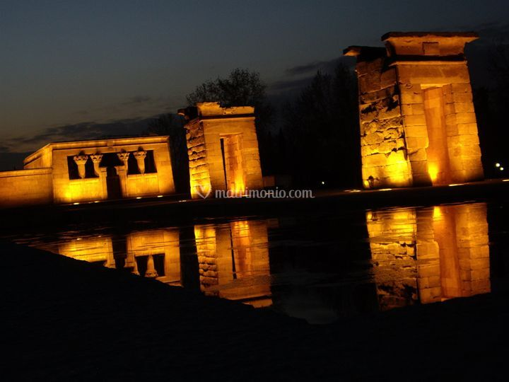 Madrid-Tempio di Debod