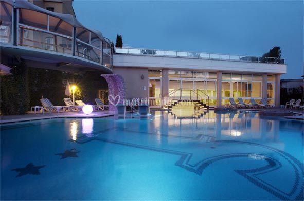 La nostra nuova piscina