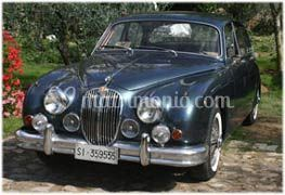 Jaguar MK II 1961
